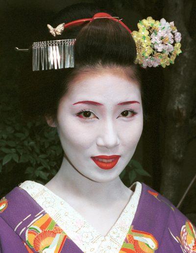 Geisha Tokyo Japan