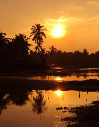 Sunset Kerala