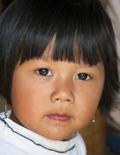 Young girl Myanmar