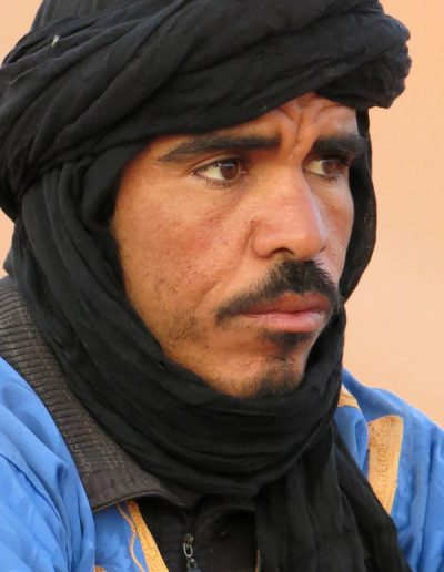 Bedouin Moroccan Sahara