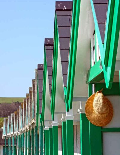 Langland Beach Huts, Swansea
