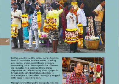 Dadar one of Mumbai's oldest flower markets