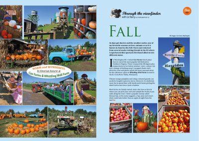 Fall in America